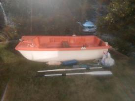 Tender/small boat