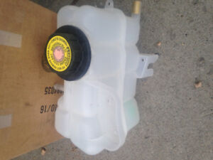 Gmc Oldsmobile coolant radiator reservoir