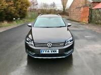 2014 Volkswagen Passat 2.0 TDI BlueMotion Tech Alltrack DSG 4x4 (s/s) 5dr