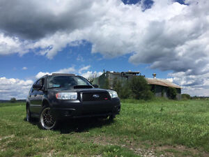 2006 Subaru Forester XT Rare Manual