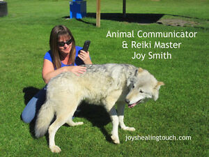 Telepathic Animal Communication Class - Sat., March 25  Red Deer