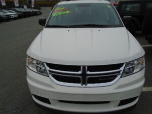 2017 DODGE JOURNEY Canada Value Pkg (WAS $27,310 NOW $19490)