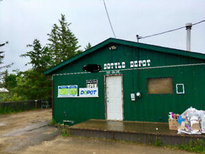 Bottle Depot For Sale