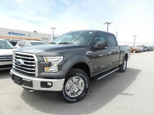 2017 Ford F-150 XLT 3.5L V6 302A