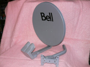 NEW BELL HD SATELLITE  DISH