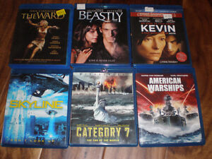 6 BLU-RAYS FOR LESS THEN THE PRICE OF ONE..