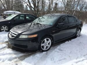 NEEDS NOTHING! 2005 Acura TL Sedan 6-Speed Manual