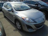 2010 Mazda3 SPORT GS MANUELLE FULL EQUIP 2.5 LITRES