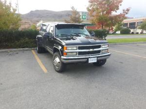1998 Chevrolet Silverado 3500 Pickup Truck