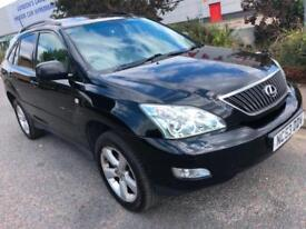 Lexus RX 300 3.0 ( ICE ) AUTOMATIC 2004 1 FORMER OWNER NEW MOT FULL