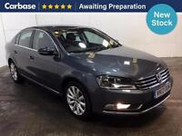2013 VOLKSWAGEN PASSAT 1.6 TDI Bluemotion Tech Highline 4dr