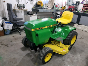 Johndeere 317