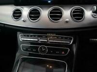 2018 Mercedes-Benz E CLASS DIESEL SALOON E220d AMG Line 4dr 9G-Tronic Auto Saloo