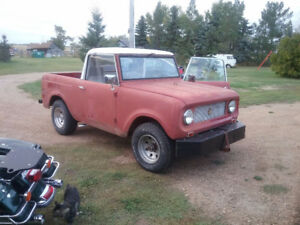 1964 International Scout 80 New price for the weekend.