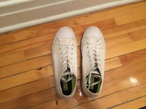 Converse blanches femme - Taille 11
