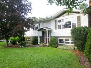 3 BD/2 BTH/FAMILY RM WITH WALKOUT/DECK/LANDSCAPED IN WOLFVILLE