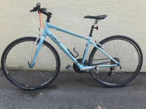 Women's Hybrid/Fitness Bicycle