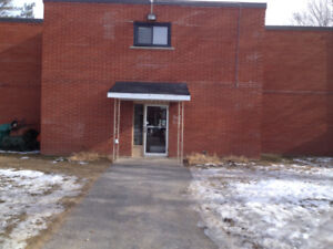 2 Bedroom - ground floor - Available January 1st.
