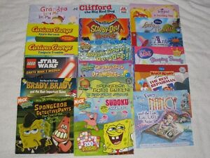 VARIOUS CHILDRENS BOOKS - EXCELLENT SELECTION - CHECK IT OUT!