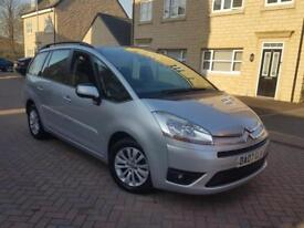 2007 CITREON C4 2.0 HDI VTR + ESTATE AUTOMATIC 12 MONTH TEST