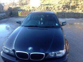Diesel BMW 2l black full leather