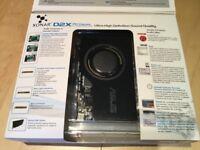 Xonar D2X Sound Card