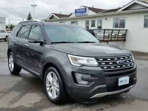 2016 Ford Explorer Limited  - Certified - Leather seats -  Navig
