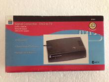 Signal Convertor DVD To TV Yagoona Bankstown Area Preview