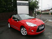 2012 Citroen DS3 1.6e-HDi ( 90bhp ) Airdream DStyle(HISTORY,WARRANTY)