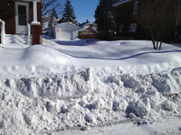 Snow Removal, Snow Clearing, Blowing, Snow Plowing