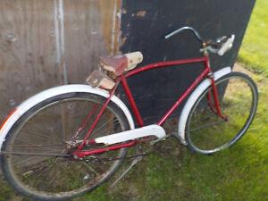 antique vintage bikes