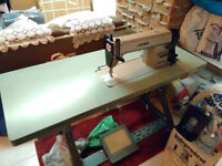 Industrial Sewing Machine Made by Juki - DDL-5550