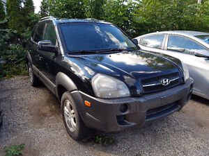 2008 HYUNDAI TUCSON CERTIFIED & ETESTED!
