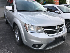 Dodge Journey 2011, 7 passenger certified