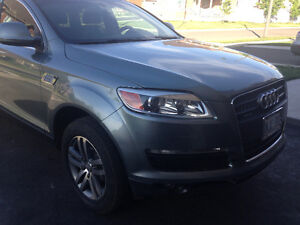 2007  Audi Q7Crossover AWD,Leather,panorama Sunroof ,NAVI,Blueto