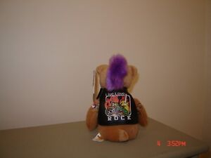 Collectible Hard Rock Cafe Teddy Bear - with tags London Ontario image 5