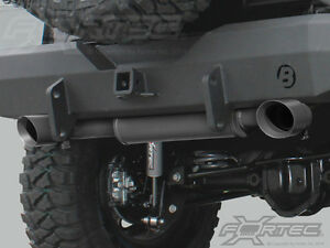 Magnaflow Exhaust Double Jeep Wrangler 2007-16