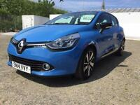 2014 Renault Clio 0.9 TCe MediaNav Dynamique S, P/X Welcome only 20,000 miles