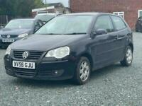2006 Volkswagen Polo S TDI 70BHP spares or repairs PX to Clear Hatchback Diesel