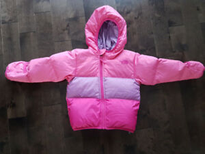 north face manteau hiver / winter coat 24m