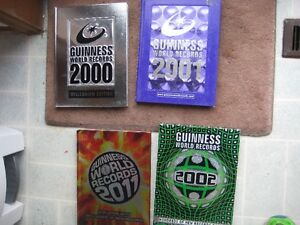 guinness book of work records