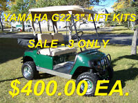 GOLF CART PARTS - INVENTORY CLEAROUT SALE!
