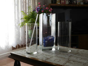 2 VASES FOR GENERAL USE. +  1 FREE. West Island Greater Montréal image 1