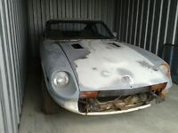 1977 Datsun 280z Body Mans Special or Parts Donor Car