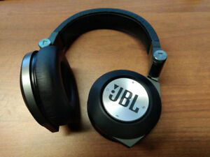 JBL Synchros E50BT, Bluetooth, Around-Ear Headphones
