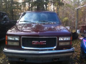 1998 GMC Sierra - 1000$OBO