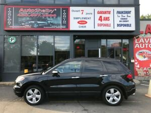 Acura RDX Tech Pkg-AWD-NAVIGATION-CAMERA-JAMAIS ACCIDENTER 2008