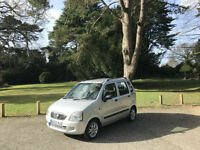 2002 Suzuki Wagon R 1.3 ( 75bhp ) Special (R+) 5 Door Estate Silver