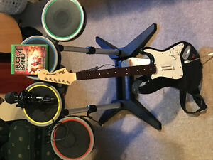 Rock Band 4 + Instruments for Xbox One