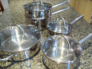 SOLD - WOLFGANG PUCK CAFE COLLECTION COOKWARE